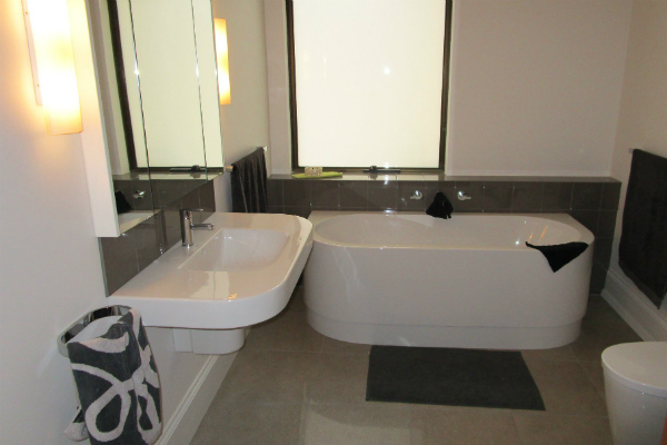 rosevears bathroom renovation