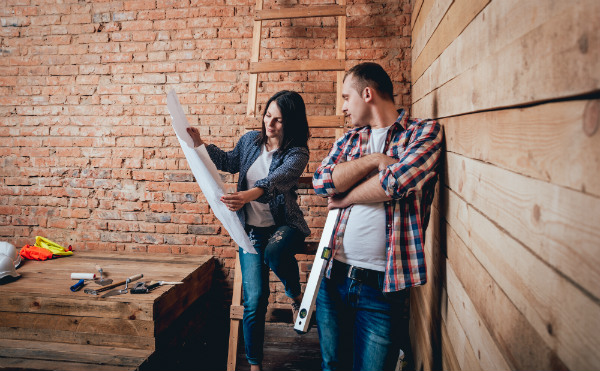 Difference Between a Renovation and Extension